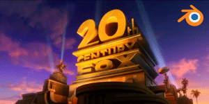 20th Century Fox Intro Free Template