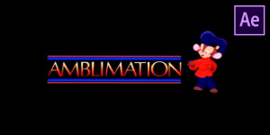 Amblimation Intro Free Template
