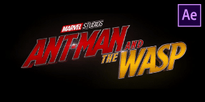 Ant Man and the Wasp Intro Free Template