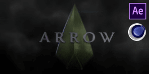 Arrow Intro Free Template