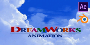 Dreamworks Bee Intro Free Template