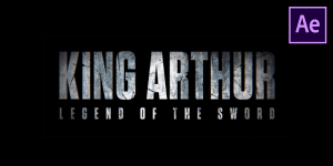 King Arthur Intro Free Template