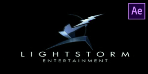 Lightstorm Entertainment Intro Free Template