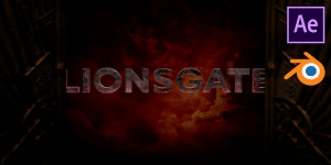 Lionsgate Horror Intro Free Template