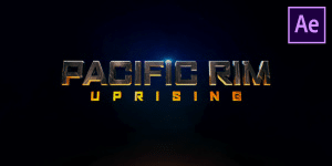 Pacific Rim Intro Free Template