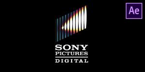 Sony Pictures Intro Free Template